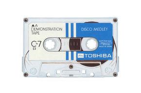 Toshiba Demonstration Tape