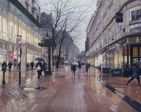New Street Rain IV