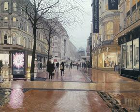 New Street Rain V