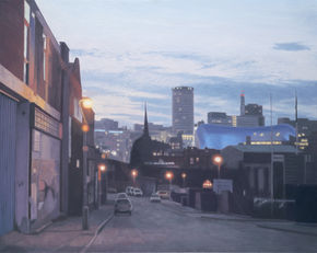 Digbeth Evening